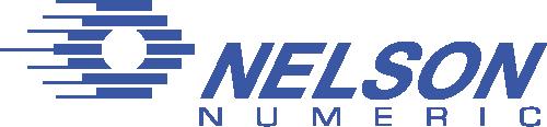 Nelson Numeric Retina Logo